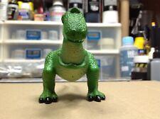 Toy Story Disney Pixar Figura 8cm Rex El Dinosaurio Hasbro 2001