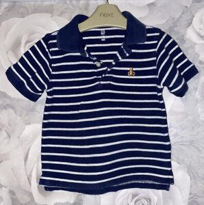Boys Age 18-24 Months - Gap Polo Shirt