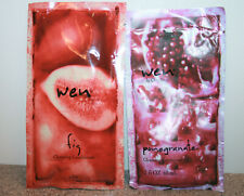 2 x WEN Chaz Dean Cleansing Conditioner Fig & Pomegranate 2 oz each Travel Size