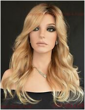 AMBER SMART LACE FRONT MONO WIG RENAU NEW COLOR 27T613S8