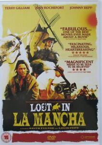 LOST IN LA MANCHA -  DVD