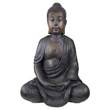 Meditative Buddha Of The Grand Temple Design Toscano Outdoor Garden Statue