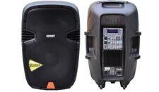 CASSA ATTIVA AMPLIFICATA DIFFUSORE full-range 360W WOOFER 38 CM in abs 2 VIE