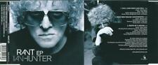 IAN HUNTER - RANT EP - 3 TRACK ROCK CD SINGLE - 2001 PAPILLION