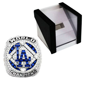 2020 Los Angeles Dodgers World Series Championship Ring Size 6-15