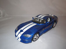 "MAISTO  Dodge  Viper  GTS  Offical  Pace  Car  ""1996""  1:18 ohne Verpackung !"