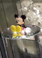 Disney Parks Arribas Bros Swarovski® Crystal MICKEY MOUSE Jeweled Mini Figure