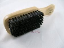 Men's Boar Bristle Hair & Beard Soft Bristle Grooming Brush