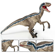 2018 Blue Velociraptor Jurassic World 2 Dinosaur Figure Animal Model Toy Kids