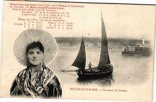 CPA Boulogne-sur-Mer - Le retour du Pécheur (240045)
