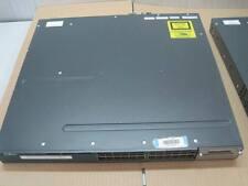 1PCS Cisco WS-C3560X-24T-S Catalyst 3560X 24 Port Switch Tested