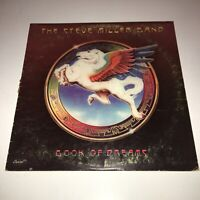 Steve Miller Band ‎ Book Of Dreams  1977  Vinyl LP  Capitol Records  SO-11630
