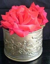 Vintage RALPH LAUREN Home Brass Candle Holder Planter Vase