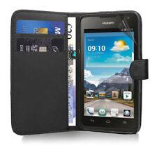 Fundas y carcasas lisos Para Huawei Y5 color principal negro para teléfonos móviles y PDAs
