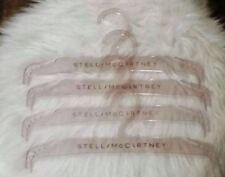 Stella McCartney Set of 4 Small Branded Light pink hangers - Free shipping