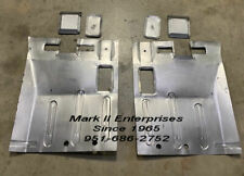 1966 - 1969 Lincoln Continental Left & Right Rear Floor Patch Panels, New