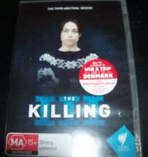 The Killing Third Series Season 3 (Australia Region 4) SBS DVD - New