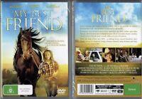 My Best Friend * NEW DVD * Alexis Rosinsky teenage girl horse family movie