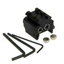 Jagd Taktische Red Dot Laser Sight Scope für 20mm Picatinny Schiene Halterung