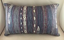 "LUCKY BRAND KANTHA 14"" X 22"" Oblong/Rectangle Decorative Pillow"