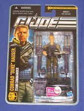 G.I. Joe Duke 2010 Action Figure Pursuit of Cobra MOC Hasbro Commander Missles