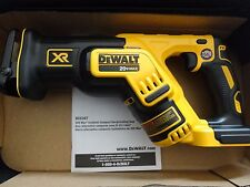 DEWALT DCS367B 20V 20 Volt Max Brushless Li-Ion Reciprocating Saw New w/ Bag
