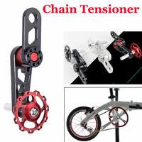 MTB Bicycle Bike Aluminum Single Speed Converter Chain Tensioner Light Weight