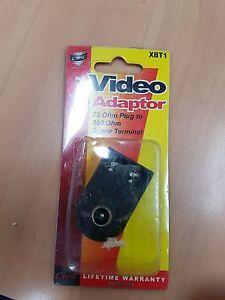 Crest Set TV Balun Video Adapter -XBT1