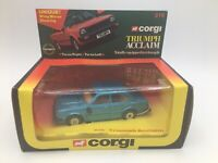 Corgi 276 Triumph Acclaim Mint Condition With Original Box & Rare Header Card