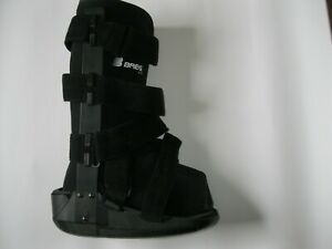 BREG Medical Walking Boot Orthopedic Ankle Support Large