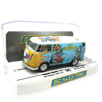 Scalextric C3933 VW Panel Van T1b - DC Comics 1/32 Slot Car