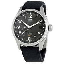 Oris Big Crown Propilot Grey Dial Mens GMT Watch 01 748 7710 4063-07 5 22 15FC