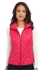 BRAND NEW RALPH LAUREN PACKABLE QUILTED GILET SABRINA PINK X SMALL.. RRP £165.00