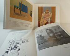 Roger-Bernard, peintre, Drôme, 2 catalogues d'exposition ;