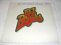 "D.J. Rogers ""On The Road Again"" 1976 Soul/Funk LP, SEALED/ MINT!, Original Press"