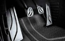 BMW M Performance M2 F87/M3 F80/M4 F82 Stainless Steel Pedal Pad Cover Set