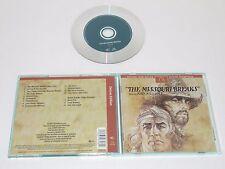 THE MISSOURI BREAKS/SOUNDTRACK/JOHN WILLIAMS(RCD 10748)CD ALBUM