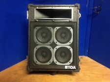 TOA Speaker System Stage Monitor RS-20