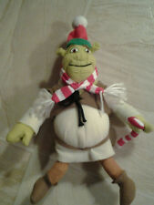 Shrek The Third 2007 retired Christmas Hat & Scarf Plush Doll from Dream Works