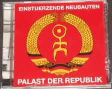 EINSTURZENDE NEUBAUTEN palast der republik USA CD new sealed