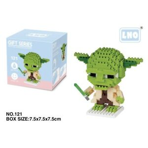 Star Wars Yoda 267pcs Nano Blocks