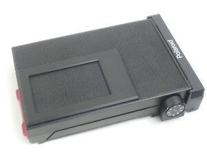 Mamiya 645 Polaroid back (instant holder)