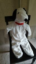 Pottery Barn Kids Peanuts SNOOPY Costume Size 3T Dog Puppy Halloween NWT New