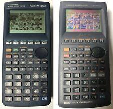 2 CASIO GRAPHICS & ALBEGRA MODELS : FX 2.0 PLUS & CFX-9970G