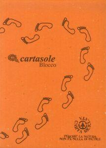 Cartasole Blocco Arancione 21x29 - [Barbès]