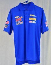 Turner Motorsport IMSA BMW not RACE USED Team Issue Polo Shirts. NEW! medium