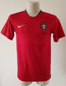 Portugal 2018 - 2020 Home shirt football Nike jersey size S