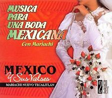 Various Artists : Musica Para Una Boda & Mexico Y Sus Vals CD