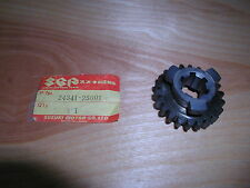 1970-77 SUZUKI TS90/TS100 (NOS) 4TH DRIVEN GEAR #24341-25001