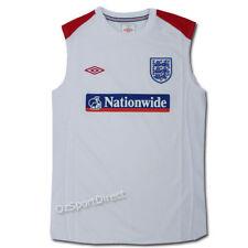 England World Cup Sleeveless Jersey XLBoys 13yrs